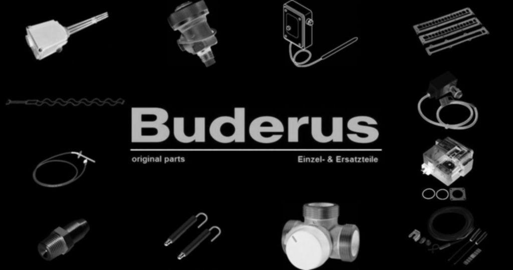 Buderus 8738203230 Anode D33x700 / M 8x10 Magnesium-Anode D33x700 / M