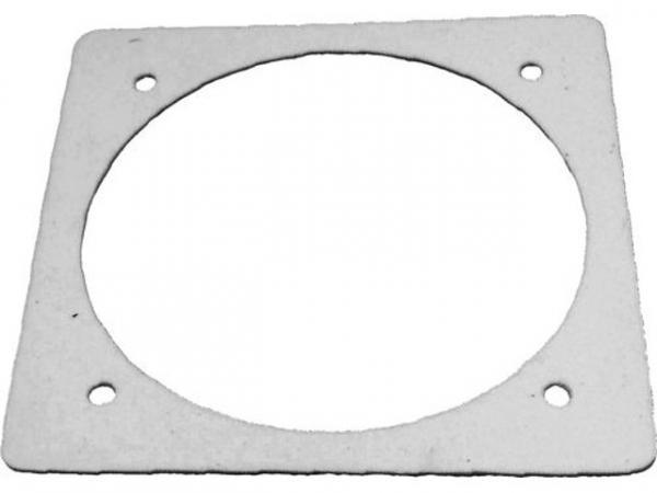 WOLF 3910206 Dichtung unter VentilatorSibralpapier, Weiß(ist mit Art.-Nr. 3910207 gemeinsamzu tauschen)