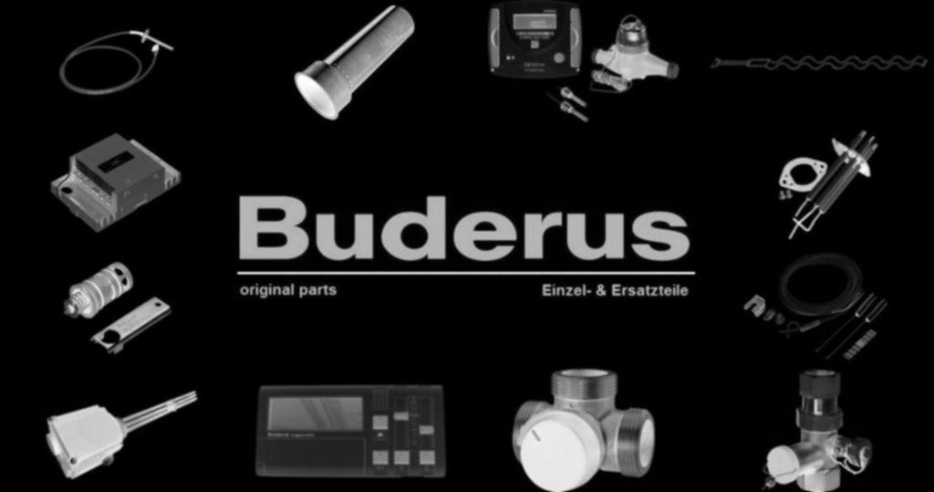 """Buderus 7099236 Anode HT75/1, 445mm - 1"""" D26/SW27"""