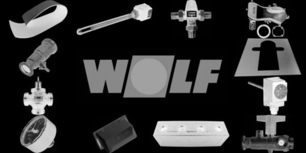 WOLF 8905151 Reinigungsbürste D70, L 1000(ersetzt Art.-Nr. 2440051)