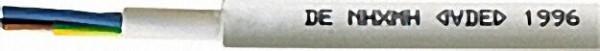 Sicherheitskabel NHXMH-J 5 x 16,0, gr, Rolle a 50m