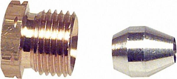 Zündgasverschraubung 45.900.402-003 4mm durch M 11 x 1