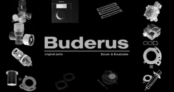 Buderus 87187004340 Türgriff Logastyle 30 everp