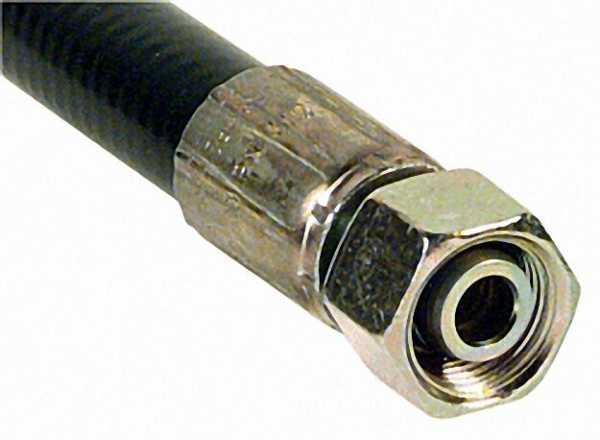 Hydraulik-Hochdruckschlauch Type 2 SN 12, 15 L, Länge 1,000mm