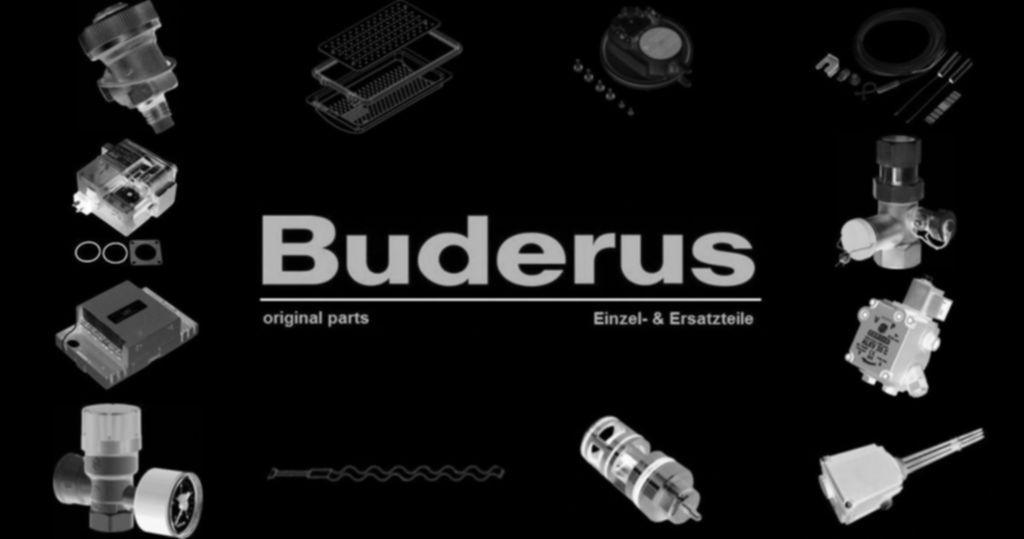 Buderus 87183108620 Anode