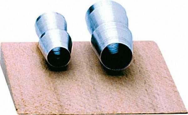 Stiel-Befestigungssatz 3-teilig für Ochsenkopf-Spalthammer