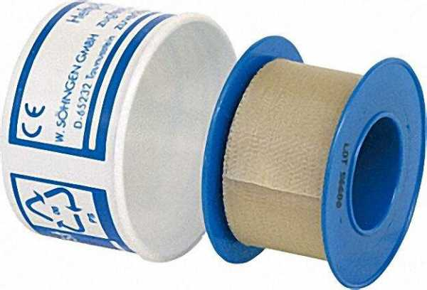 Heftpflaster Söhngen-Plast auf der Rolle 2,5cm x 5 m