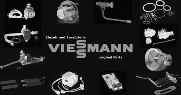 VIESSMANN 7820590 Luftschieber Aschetür