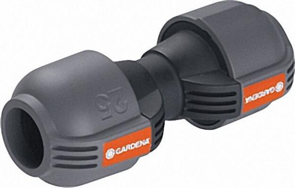 GARDENA Verbinder 25mm Zur Rohrverlängerung