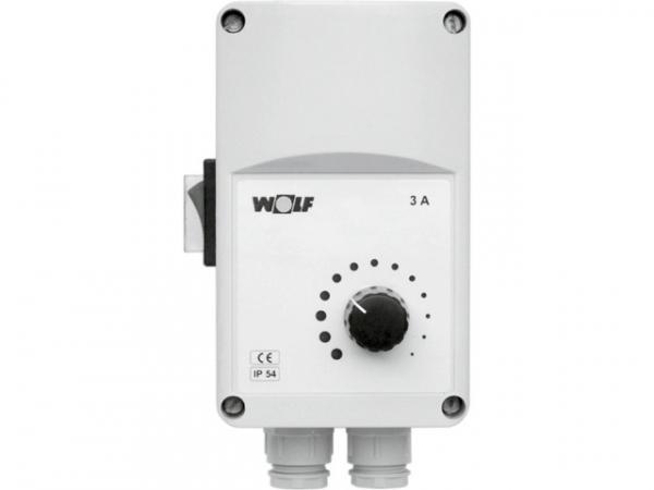Wolf Stufenloser Drehzahlregler für LD 15 max. Schaltstrom 1,5A, 230V