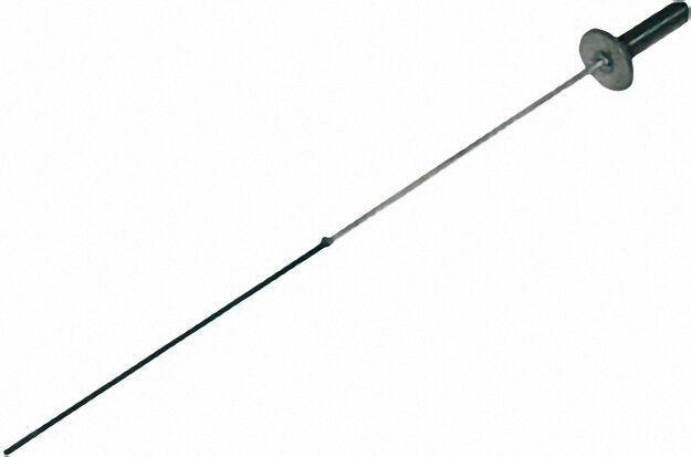 Ersatz-titan-anode 400mm mit Kabel und Montageteilen für emaillierte S