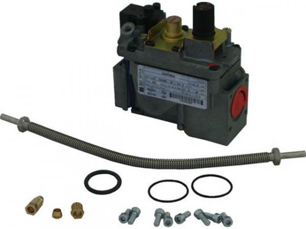 WOLF 8750010 Gaskombiventil SIT 820 Nova u.Zündgasleitung Set NG-2P 10-35(ersetzt Art.-Nr. 2796110)