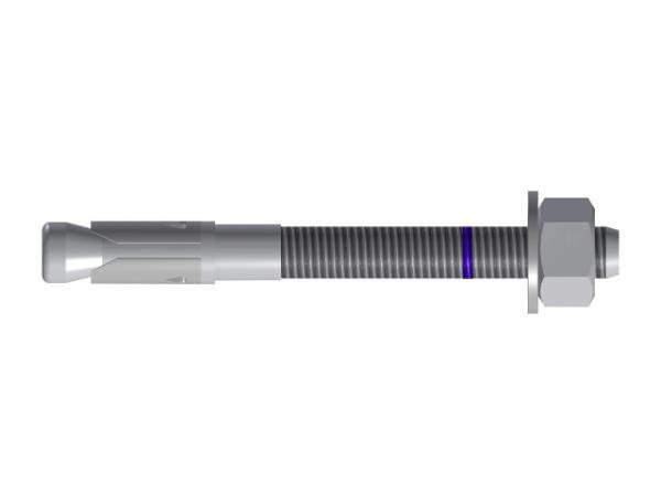 TOX 30101651 Metrischer Langdübel Control 12//120 1 Stück