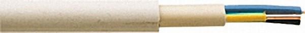Isolierte Starkstromleitung NYM-J, 1x4 Rolle a 100m