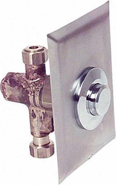 BENKISER Urinal Wandeinbauspüler mit Styroporblock