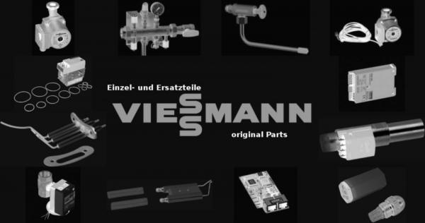 VIESSMANN 7834820 Muffler Vitocal 160-A