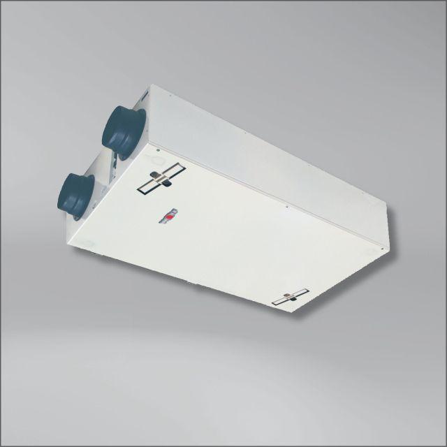 2138098C01 Paket Lüftungsgerät Flachgerät CWL-F-300 Excellent