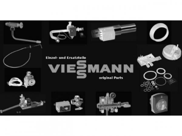 Viessmann Vorderblech Mitte 7142091