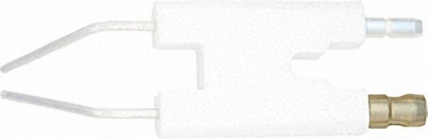 Adapter für Zündelektroden Anschluss 4mm zu Zündkabel 6,3mm