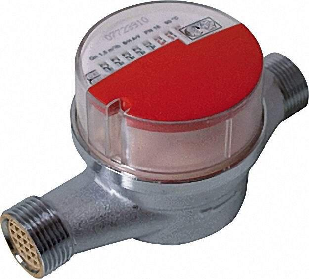 AP Wasserzähler warm MODULARIS Qn 1,5 m3/h=max 3m3/h 130mm bei