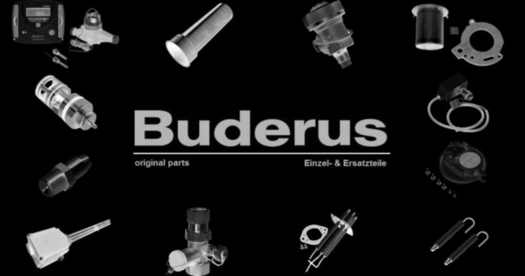 Buderus 87183104010 Schlauch 1 1/2