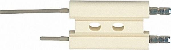 Doppelzündelektrode für Körting VTO-G Anschluss 4mm