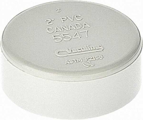 Rohrverschlusskappe, Zubehör für Zentralstaubsaugeranlage