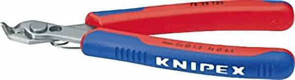 Electronic Super-Knips 54HRC INOX-rostfrei 60°gewinkelten Schneiden Länge 125mm