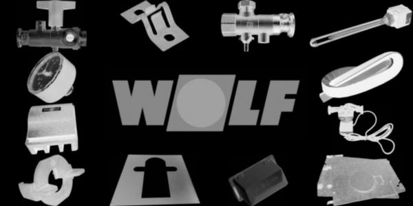 WOLF 8700398 Verkleidung Rückwand