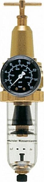Druckluft-Filterregler 16 bar Anschluss G1/2 Durchfluss 2. 660 l/min