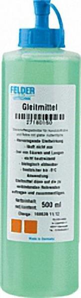 Gleitmittel für Steck-Muffen grün, 500ml Dosier-Flasche Einzeln