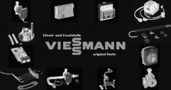 VIESSMANN 7330072 Vorderblech Mitte VSB37