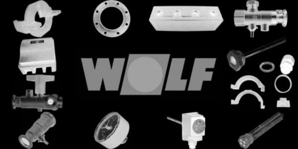 WOLF 8907104 Verkleidung und Isolierung, Weiß