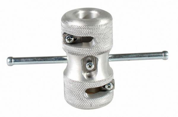 Schälwerkzeug 20-25 mm für Alu verstärkte PP-Rohre
