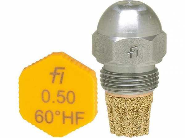 Brennerdüse Fluidics Fi 4,50/60°HF