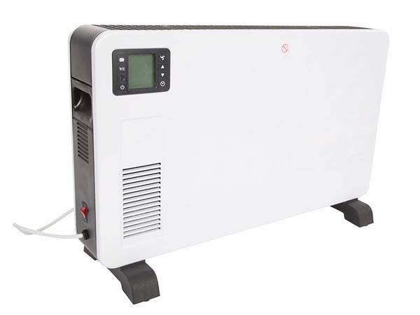 KONVEKTOR - 2300 W - TURBO - LCD-DISPLAY CH0003