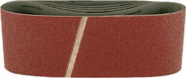 Schleifbänder Korn 80 100x610 Für SB10V 501003678 VPE 5