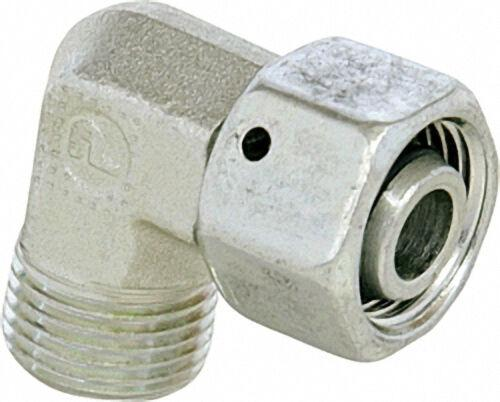 Winkel-verschraubung, verzinkt EW25SOMDCF