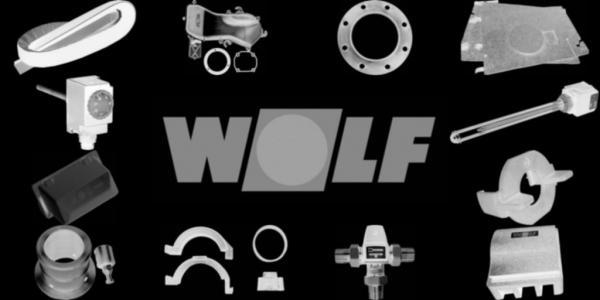 WOLF 8883011 Verkleidung seitlichBei Bestellung links/rechts angeben!