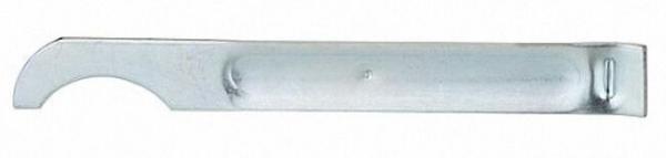 Einmauerkonsole Typ A16 zu Dual 80 Alu-Heizk., Länge=175mm, einzeln
