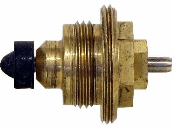 Heimeier 4101-02.300 - Umrüstoberteil mit T Kennzeichnung DN 10-15 alte Ausführung bis 1985