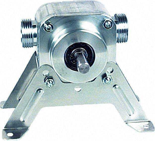 Unistar/v 2001-B Impellerpumpe ohne Antrieb Pumpe max. 60 L/Min., max