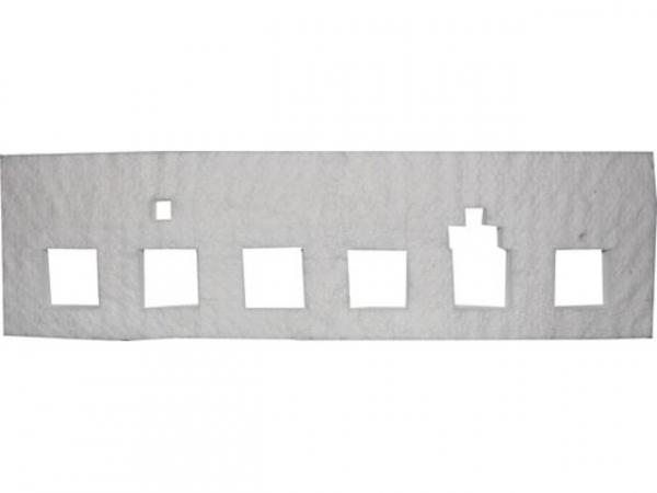 WOLF 1616072 Isolierung Brennerplatte