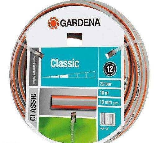 """GARDENA Classic Schlauch 13mm (1/2""""), 18m"""