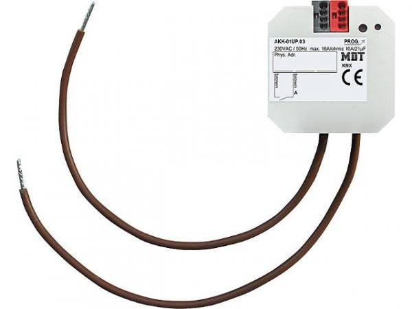 Unterputz MDT 1-fach 16A, 230V