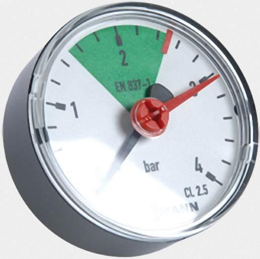 VIESSMANN 7815647 Manometer 0-4 bar 1/4'' D=63