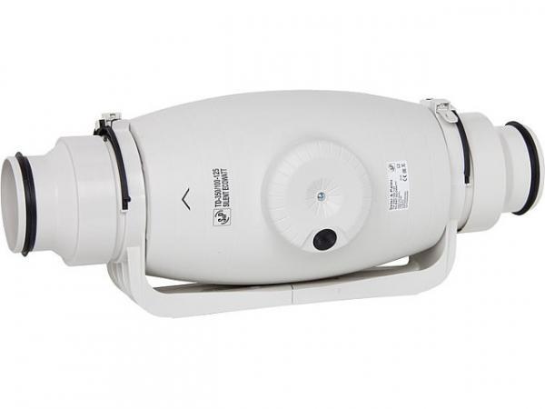 S&P Schallgedämmter Rohrventilator TD 2000-315 Silent Ecowatt