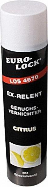 EURO-LOCK Ex-Relent Geruchsvernichter -Citrus- 600ml Spraydose