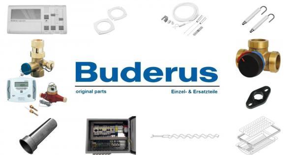 Buderus 7739613156 Logasys SL501-1 WPS 6-1, SMH400.5, P120.5, 2xSKT1.0