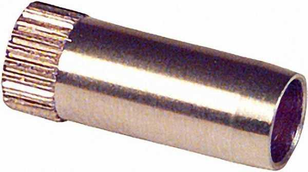 Verstärkungshülsen für Kupferrohr VH 6mm Messing